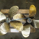 Stigning och balansering propeller
