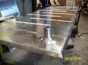 Tillverkning av kylplattor