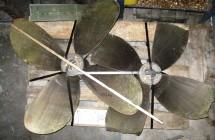 Reparation av propeller