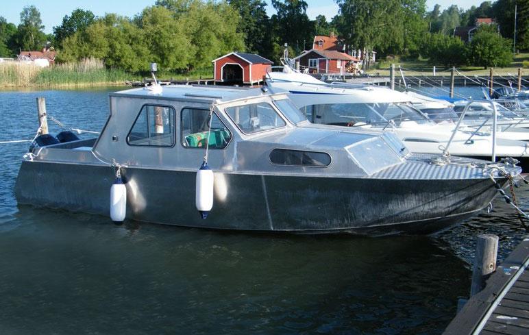 båtpropeller